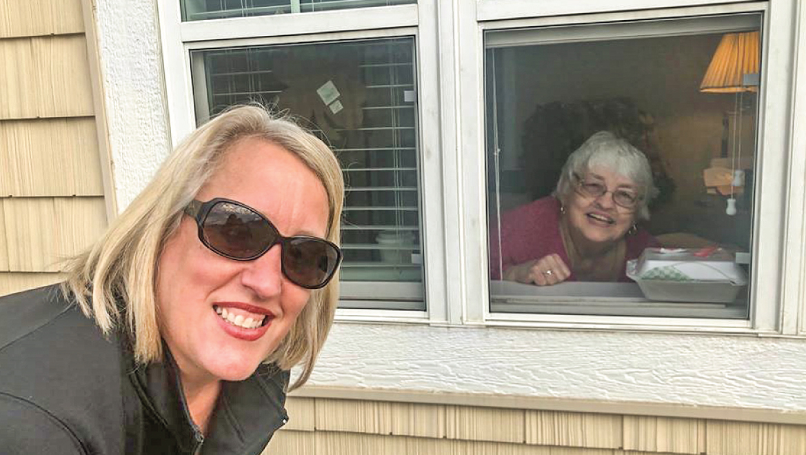 IN PERSON WINDOW VISITS