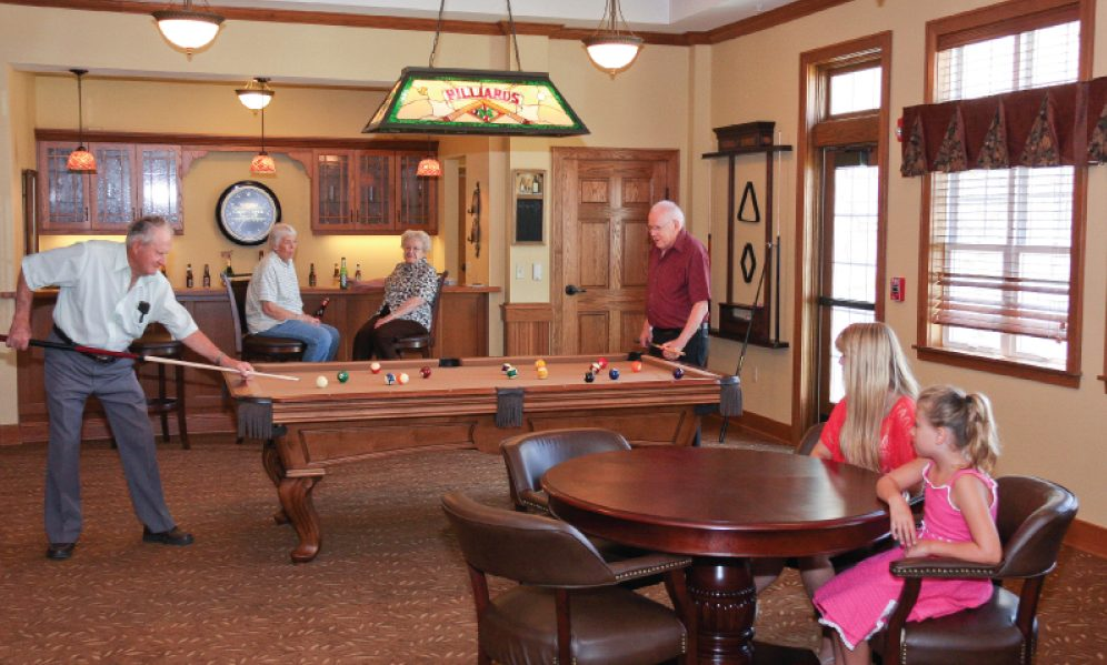 Assisted Living - Stoney River Ramsey